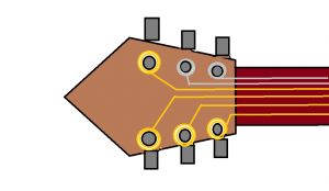 ギター,チューニング,狂う
