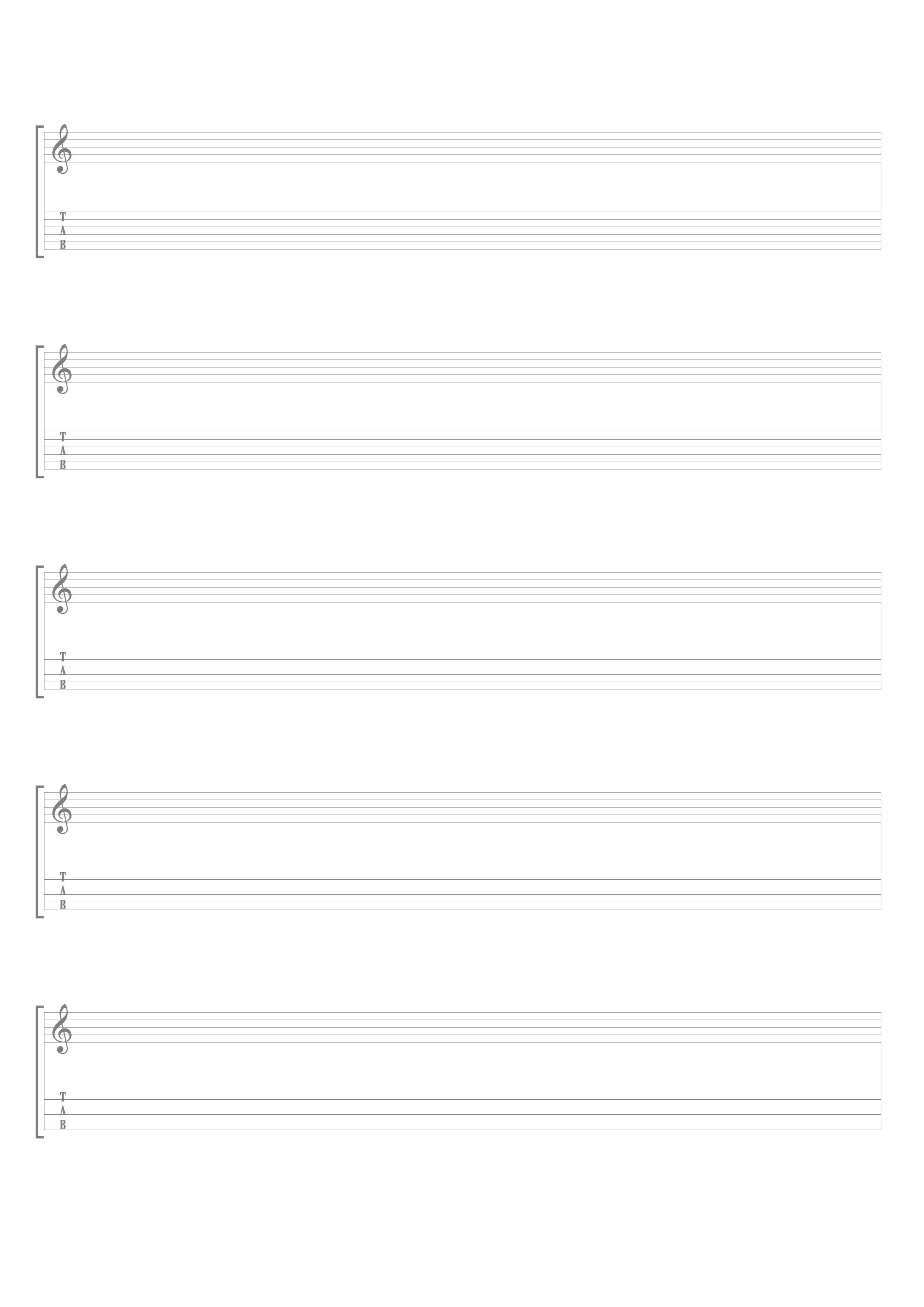 tab-blank-score