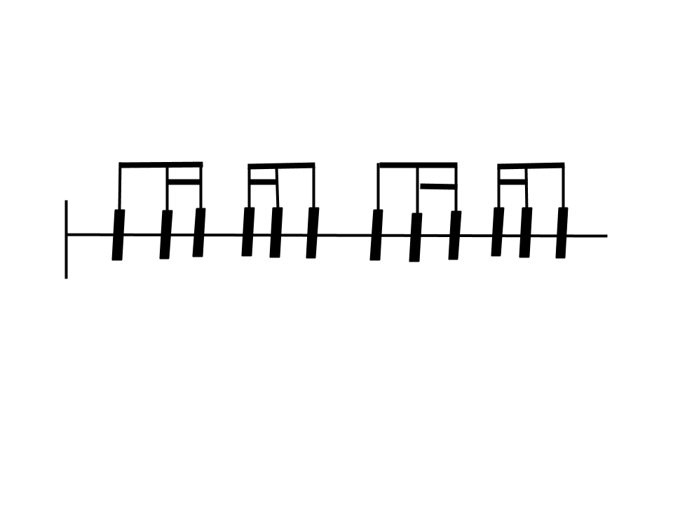 リズムパターン